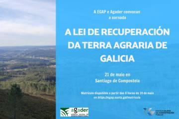 Imaxe da xornada - Xornada A Lei de recuperación da terra agraria de Galicia.